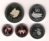 Niue 5 coin SET 2010